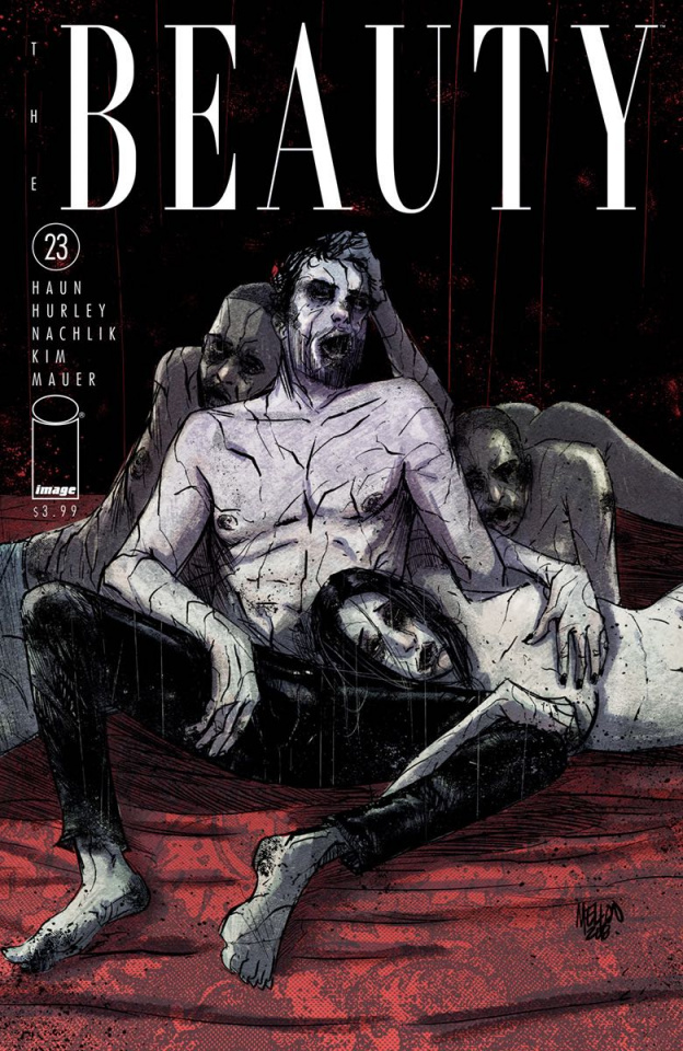 The Beauty #23 (Mellon Cover)