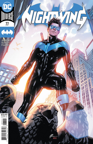 Nightwing #77 (Travis Moore Cover)