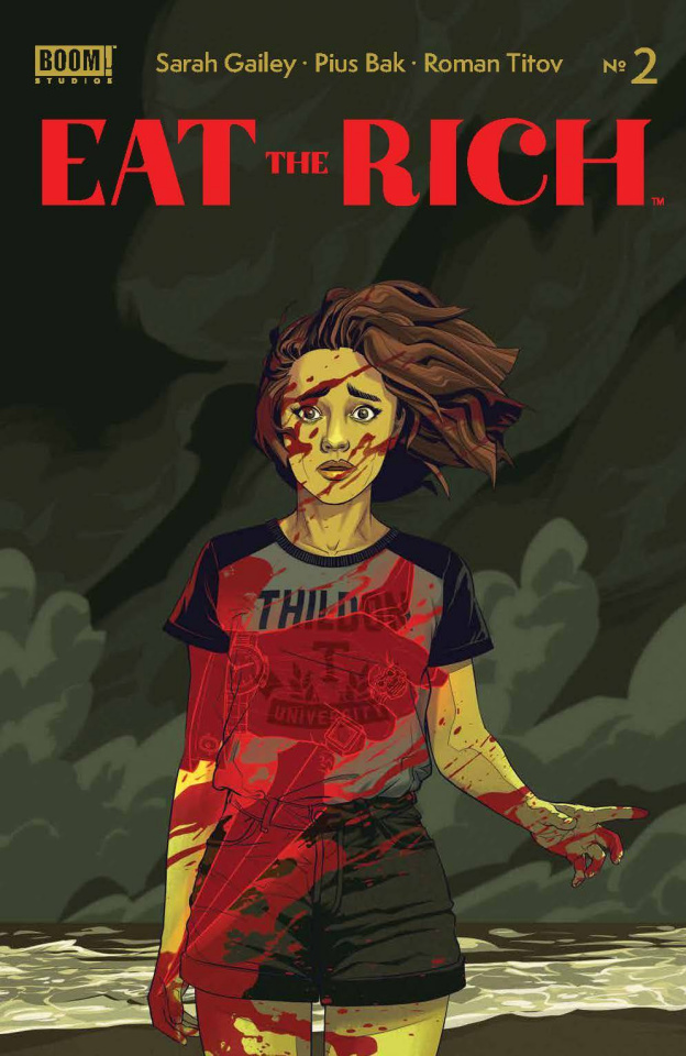 Eat the Rich #2 (Tong Cover)