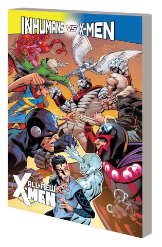 All-New X-Men Vol. 4: IvX