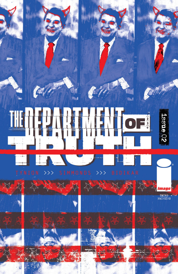 The Department of Truth #2 (3rd Printing)