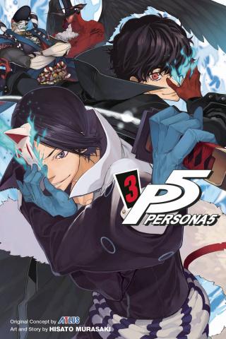 Persona 5 Vol. 3