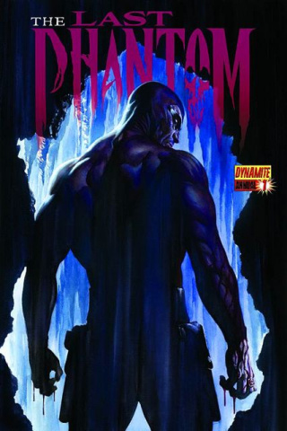 The Last Phantom Annual #1