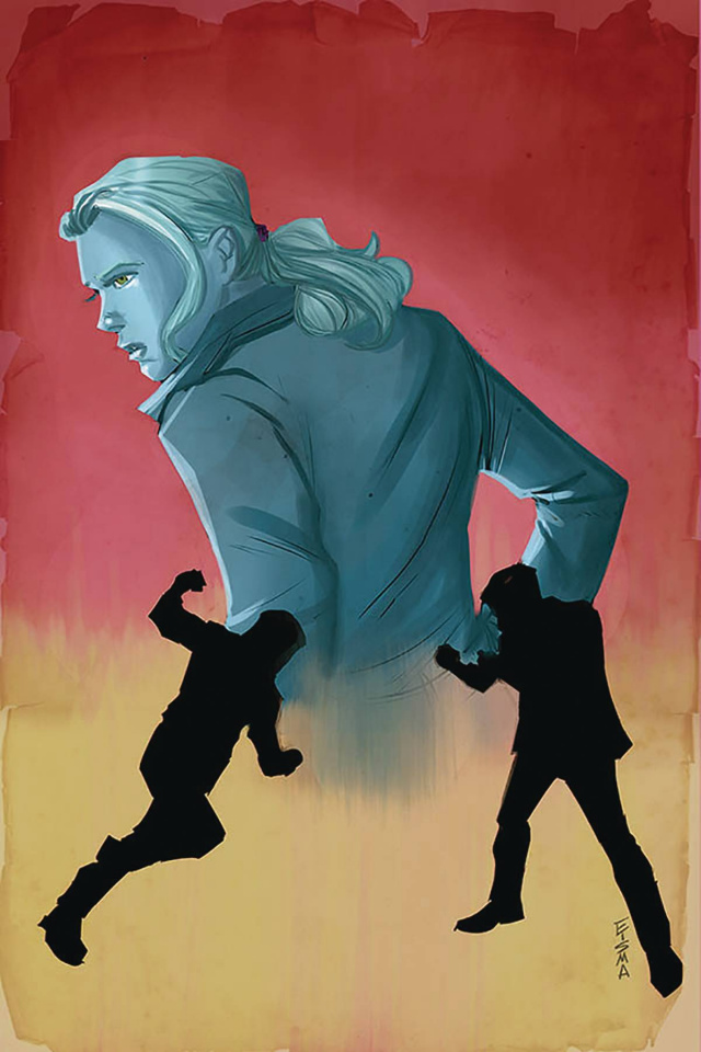 Nancy Drew & The Hardy Boys: The Death of Nancy Drew #3 (20 Copy Eisma Cover)