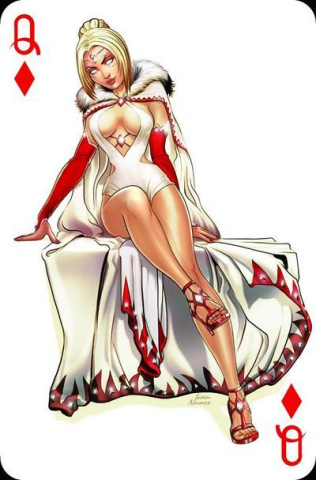 Grimm Fairy Tales: Wonderland - Through the Looking Glass