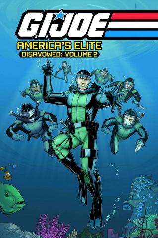 G.I. Joe: America's Elite Vol. 2: Disavowed