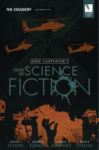 Tales of Science Fiction: The Standoff #1