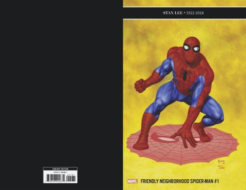 Friendly Neighborhood Spider-Man #1 (Jusko Cover)