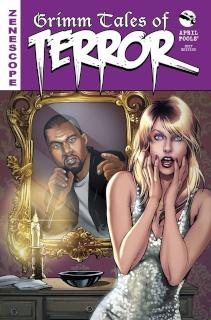 Grimm Tales of Terror 2017 April Fools' (Riveiro Cover)
