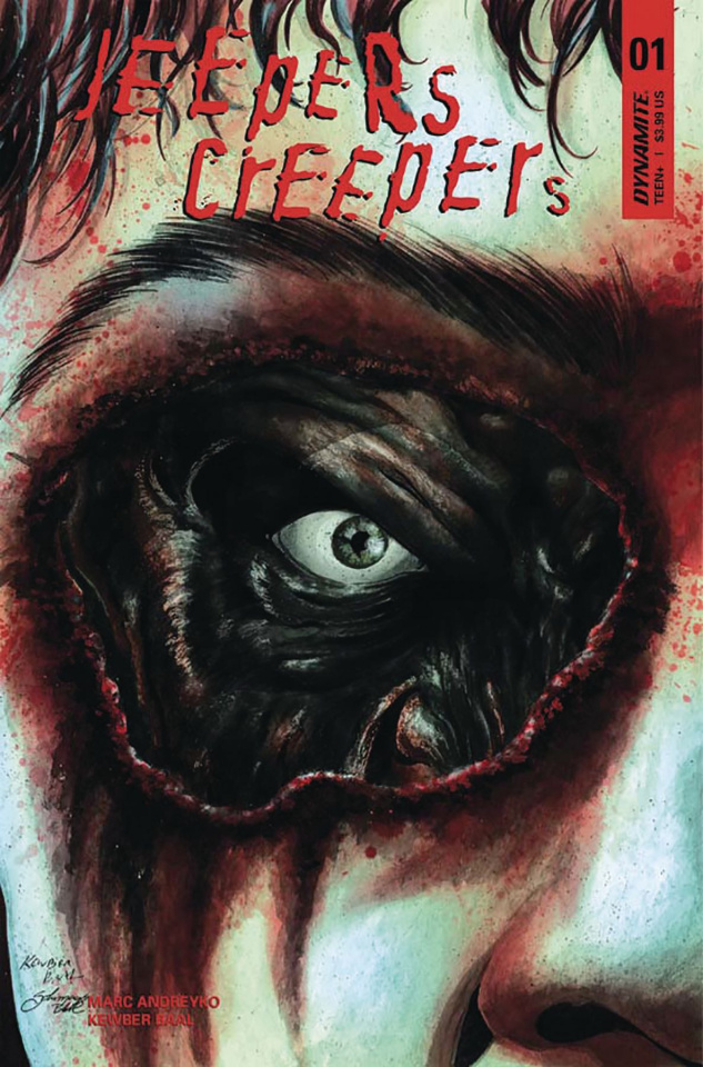 Jeepers Creepers #1 (Baal Cover)