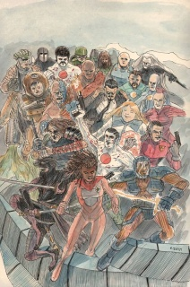 Unity #25 (Kindt Cover)