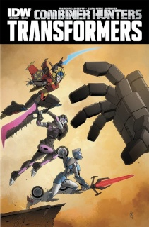 The Transformers: Combiner Hunters
