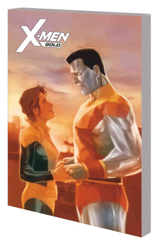 X-Men: Gold Vol. 6: 'Til Death Do Us Part