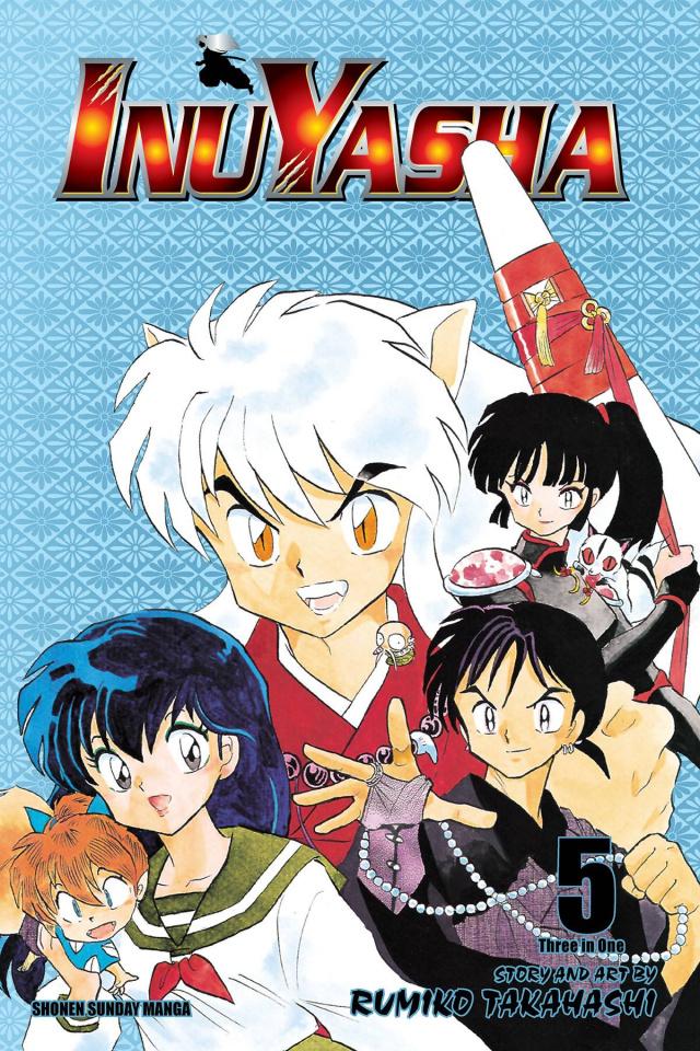 Inu Yasha Vol. 5 (3-in-1 Edition)