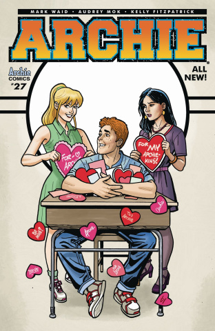 Archie #27 (Templeton Cover)