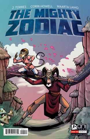 The Mighty Zodiac #4