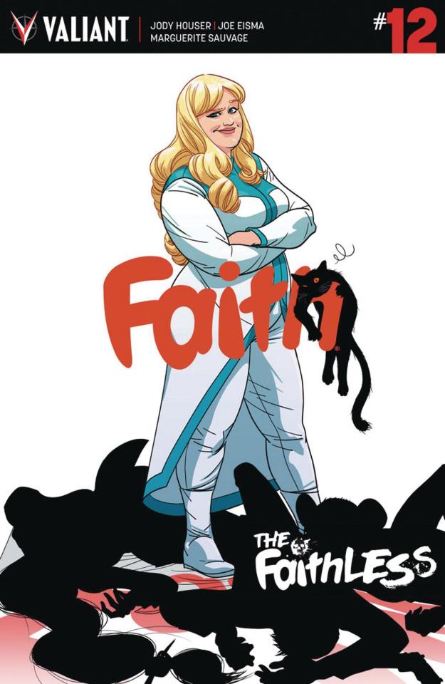 Faith #12 (Kano Cover)