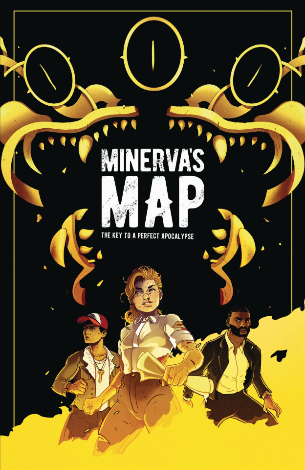 Minerva's Map: The Key to a Perfect Apocalypse