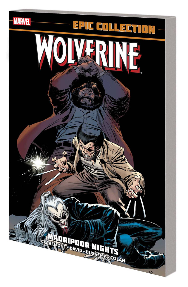 Wolverine: Madripoor Nights (Epic Collection)