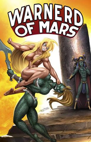 Gold Digger: Warnerd of Mars