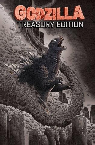 Godzilla: Treasury Edition