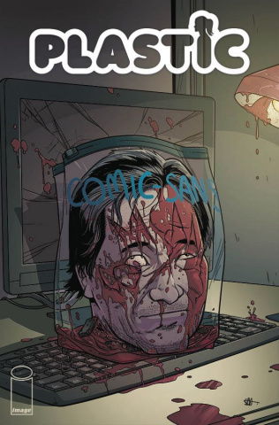 Plastic #4 (Hillyard Cover)