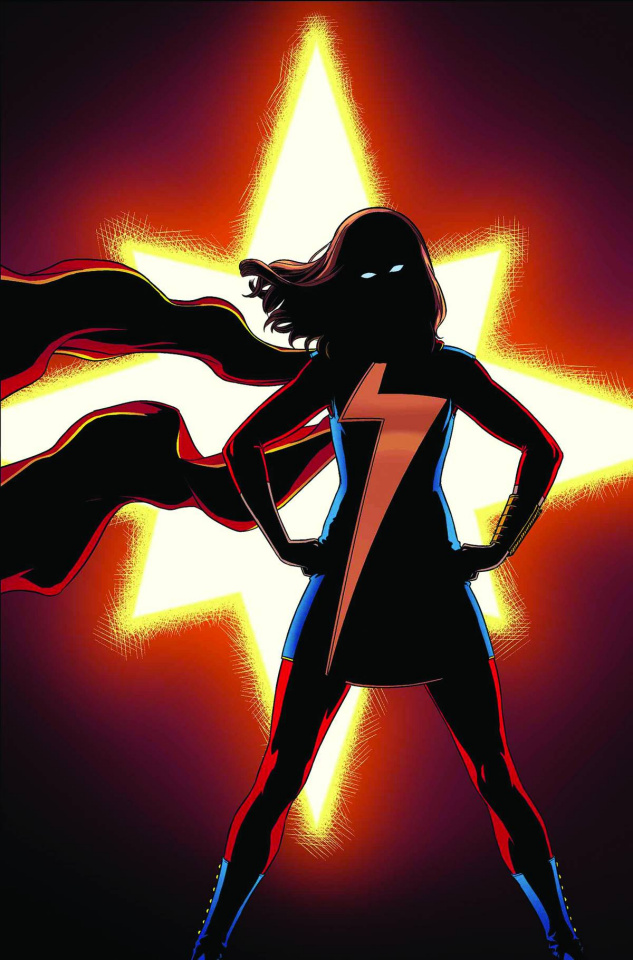 Ms. Marvel #2 (3rd Printing)