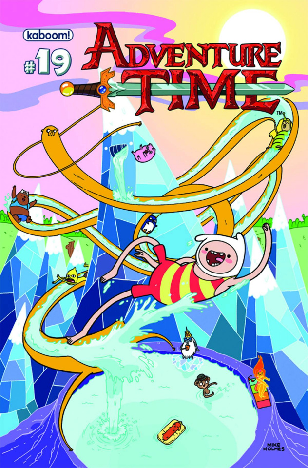 Adventure Time #19