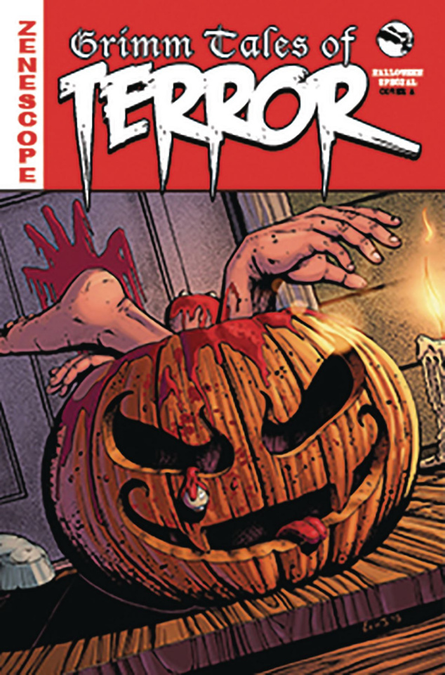 Grimm Tales of Terror 2018 Halloween Edition #1