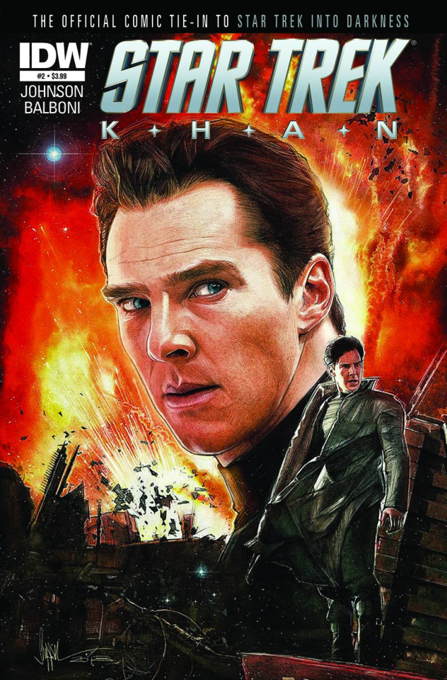 Star Trek: Khan #2