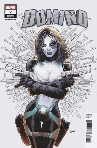 Domino #2 (Land 2nd Printing)