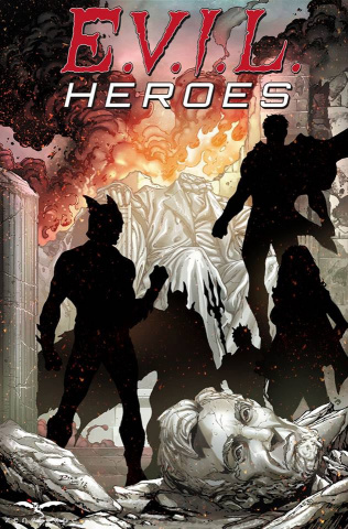 E.V.I.L. Heroes #1 (Richardson Cover)