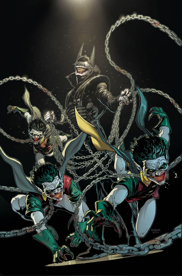 Dark Nights: Metal - The Nightmare Batmen