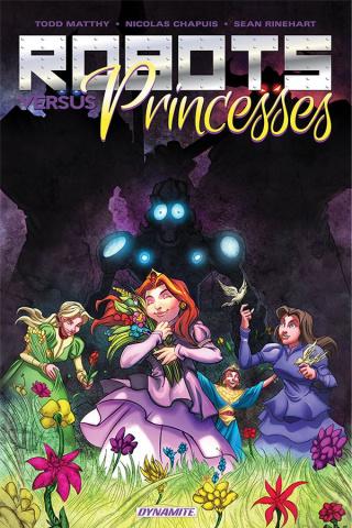 Robots vs. Princesses Vol. 1