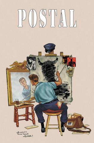 Postal #11 (Goodhart Cover)