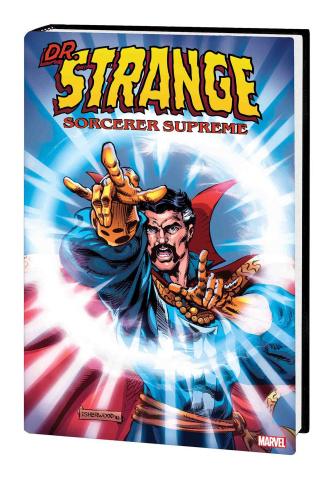 Doctor Strange: Sorcerer Supreme Vol. 2 (Omnibus)