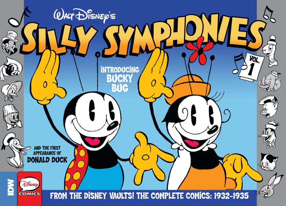 Silly Symphonies Vol. 1