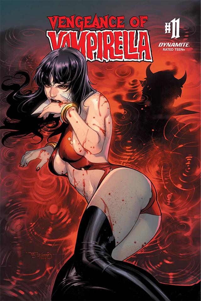 Vengeance of Vampirella #11 (Segovia Cover)