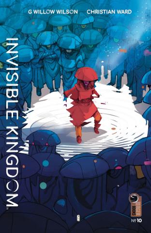 Invisible Kingdom #10