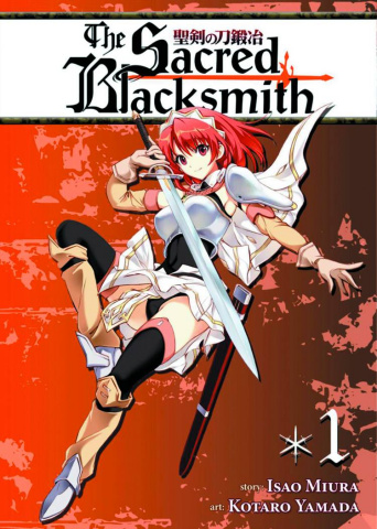 The Sacred Blacksmith Vol. 3
