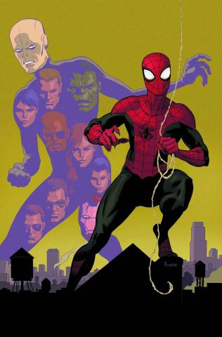 Avenging Spider-Man #21