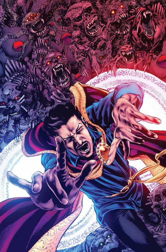 Doctor Strange: The Last Days of Magic #1