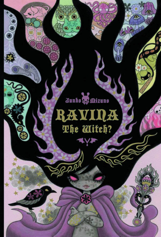 Ravina: The Witch?