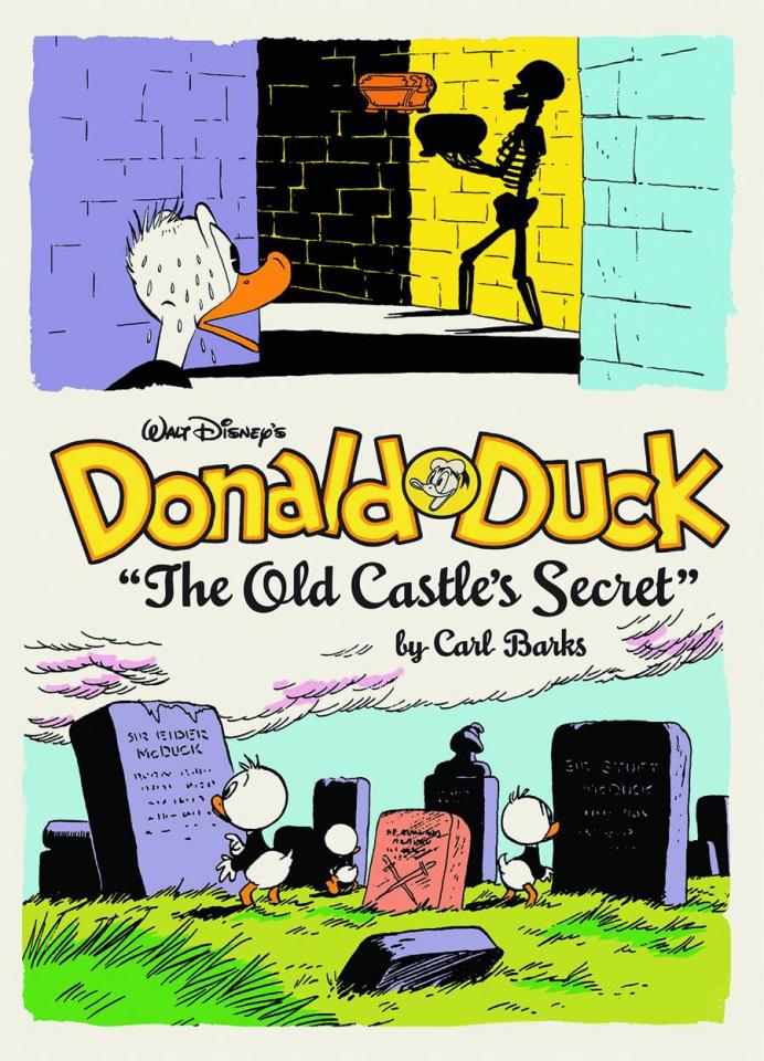 Walt Disney's Donald Duck Vol. 3: The Old Castle's Secret