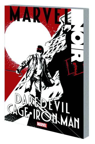 Marvel Noir: Daredevil / Cage / Iron Man