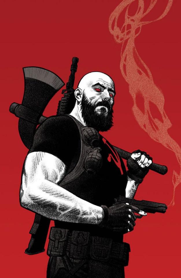 Divinity III: Komandar Bloodshot (Smallwood Cover)