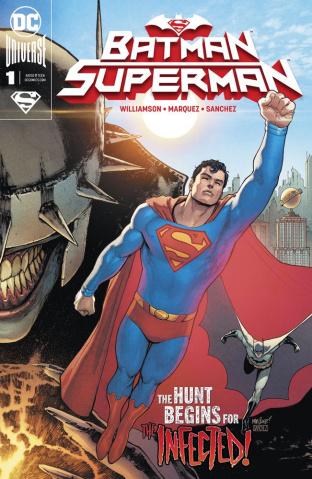 Batman / Superman #1 (Superman Cover)