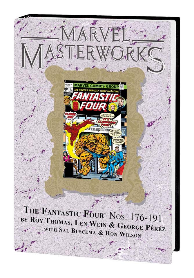 Fantastic Four Vol. 17 (Marvel Masterworks)