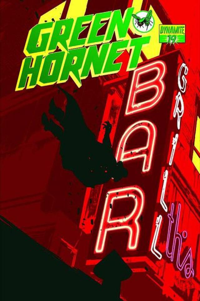 The Green Hornet #19
