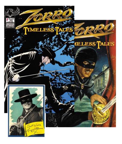 Zorro: Timeless Tales